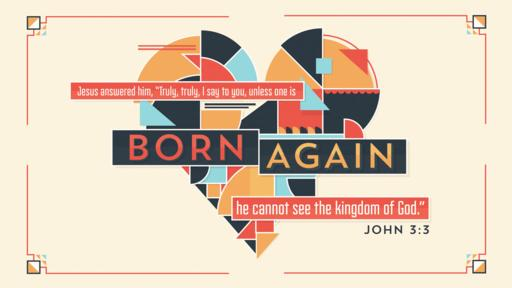 John 3:3 verse of the day image