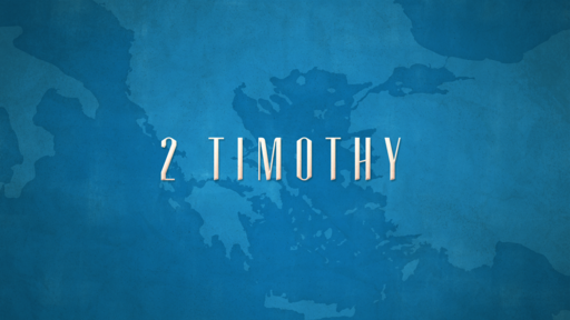 2 Timothy - Rules for Life, 2