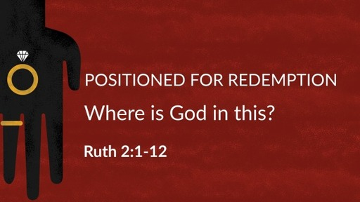 Positioned for Redemption