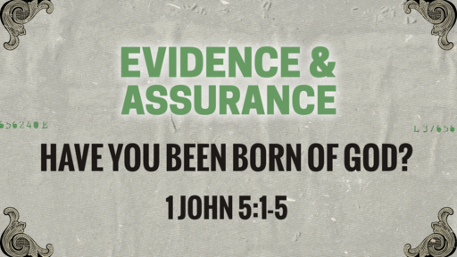 Have you been born of God?