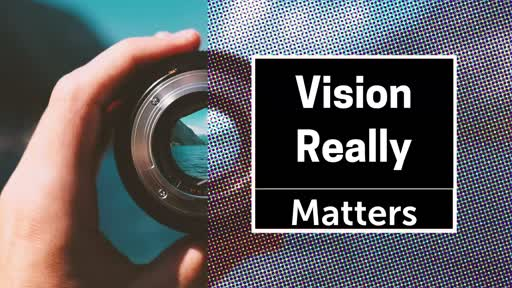 Vision Really Matters