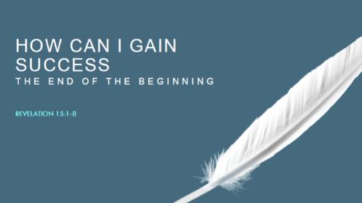 How Can I Gain Success?