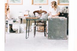 Women in an Art Studio  image 1