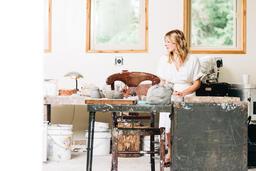 Women in an Art Studio  image 5