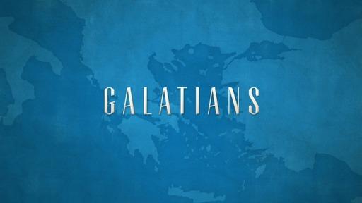 New Testament survey Galatians-Philppians