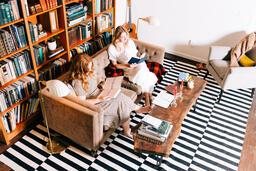 Women Reading Books  image 2