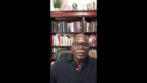 Courage - Part II (Pastor, Dr. Samuel N. Smith)