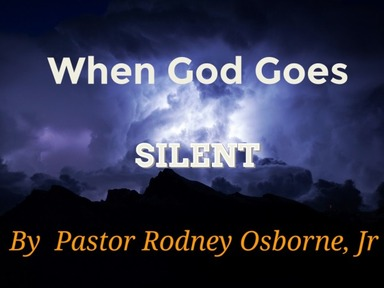 When God Goes Silent