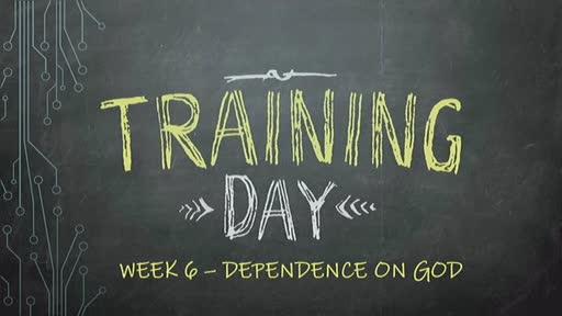 Training Day - Week 6