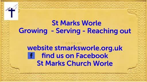 20.07.26 St Mark's Morning worship - Esther chapter 4