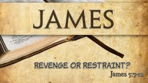 Revenge or Restraint?