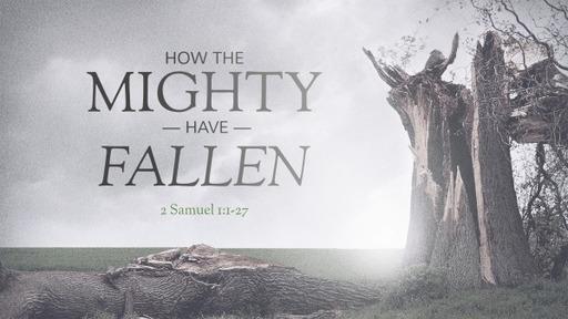 2 Samuel 1:1-27