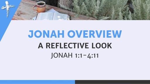 Jonah Overview