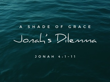 A Shade of Grace