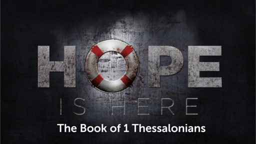 The Book of 1 Thessalonians