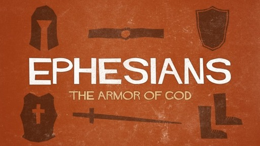 Armor of God - The Helmet of Salvation