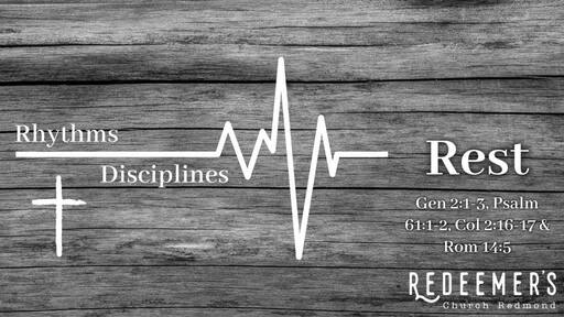 Rhythms & Disciplines