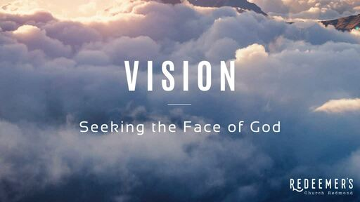 Vision: Seeking the Face of God
