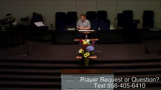 Sunday Morning Worship, Felipe Arias