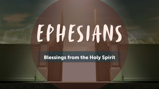 Blessings from the Holy Spirit