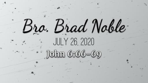 UMBC Sunday Night Service 07-26-2020