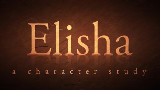 Elisha 1