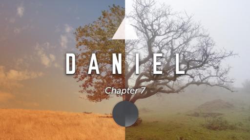07-26-2020 Daniel 7