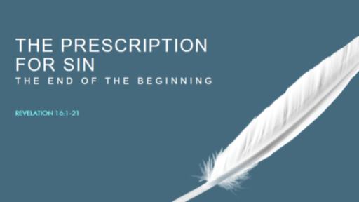 The Prescription for Sin
