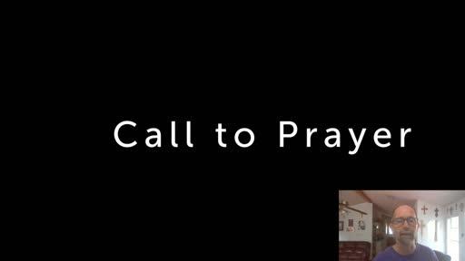 Friday, July 31   '20 Afternoon Psalms Prayer time