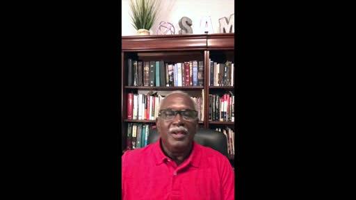 Courage - Part III (Pastor, Dr. Samuel N. Smith)