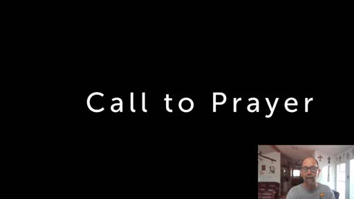 Sat.  Aug.  1  '20 Afternoon Psalm Prayer Time