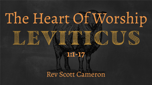 The Heart of Worship (Part 1)