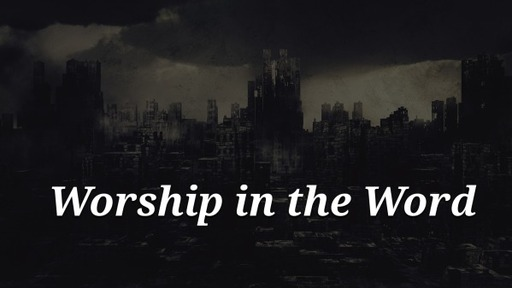 God's Provision in Evil Times
