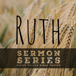 Ruth: A Promised Provision