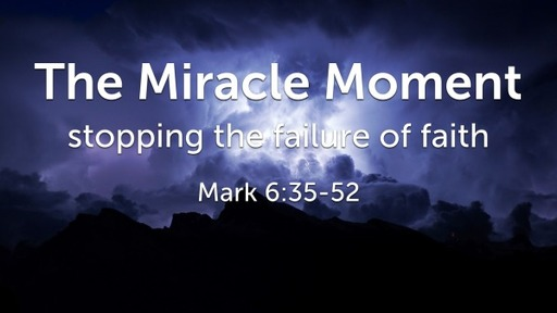The Miracle Moment 7/26/2020