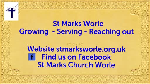 20.08.02 St Mark's Morning worship - Ruth chapter 1