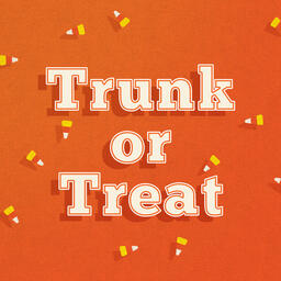 Trunk Or Treat Corn  PowerPoint image 4