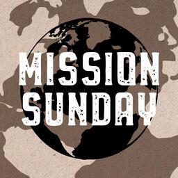 Mission Sunday Globe  PowerPoint image 8
