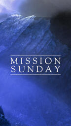 Mission Sunday Nature  PowerPoint image 5