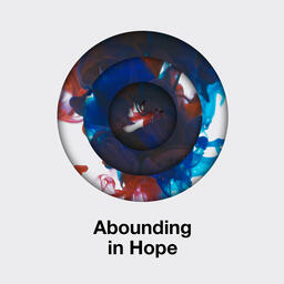 Abounding In Hope Dove  PowerPoint image 8