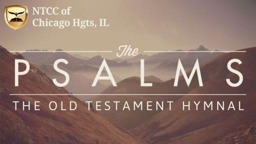 66/52 - Week 29 Psalms