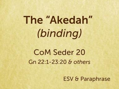 200801 - The Akedah