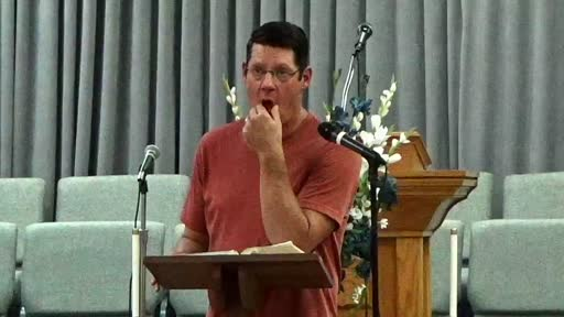 August 05, 2020 Bible Study Mount Union Church of the Brethren
