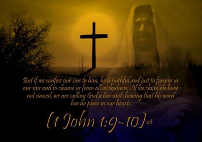 Confess Your Sins