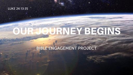 Our Journey Begins BEP