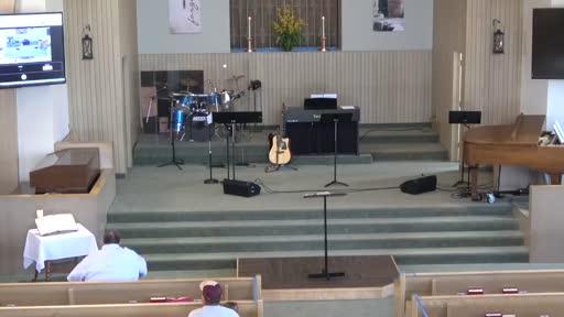 Sunnyside First Baptist Church was live.