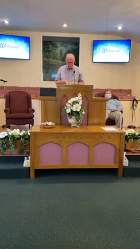 August 2nd, 2020 Sunday Morning Service
