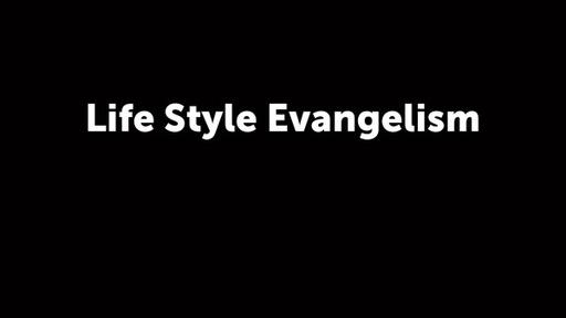 Life Style Evangelism 2