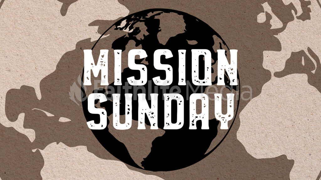 Mission Sunday Globe large preview