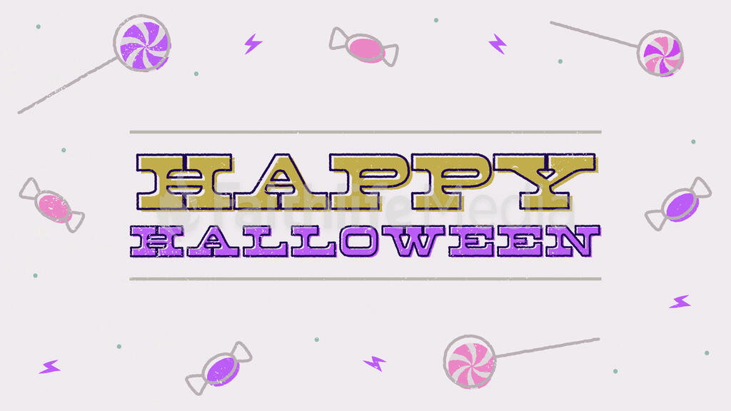 Happy Halloween Candy large preview